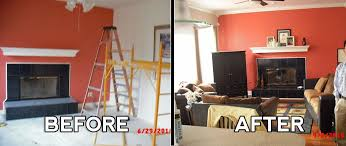 living room remodel before and after living room remodels15