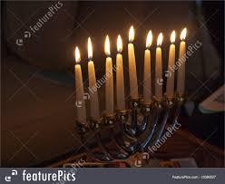 hanukka candles picture of hanukkah menorah with candles