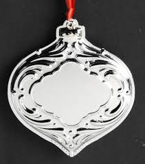 wallace annual engravable ornament at replacements ltd