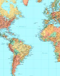 Ocean Maps Atlantic Ocean Maps Maps Of Atlantic Ocean