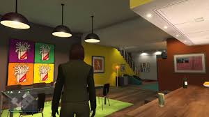 gta v online penthouse apartment designs vibrant 3 of 8 youtube