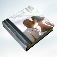 leather wedding photo albums metal album wedding album studio