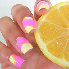 35 cutest nail designs for summer beauty nails hair makeup and
