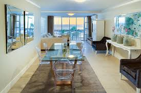 Aqua Dining Room by Aqua Views Holiday Apartment At The Waterclub