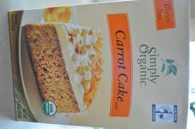 gluten free carrot cake mix gluten free zen