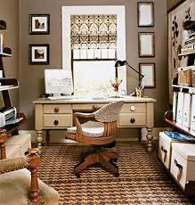 Decorating Ideas For Small Home Office Home Design - Small home office space design ideas