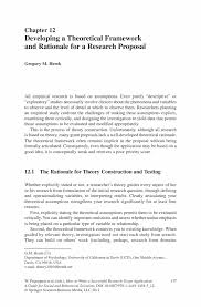 how to write the findings section of a research paper developing a theoretical framework and rationale for a research how to write a successful research grant application