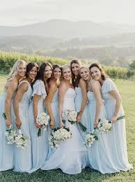 blue bridesmaid dresses best 25 blue bridesmaid dresses ideas on wedding