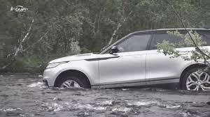 test drive na noruega com o range rover velar parte 02 youtube