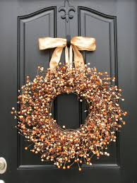 front door thanksgiving decorating ideas accessories alluring thanksgiving door wreath decoration ideas
