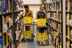 amazon black friday items 19 crazy images of amazon warehouses before black friday