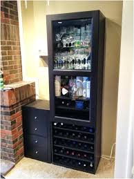 Glass Bar Cabinet Designs Corner Cabinet For Bedroom Size Of Corner Bar Cabinet Fresh