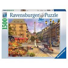 vintage 1500pc puzzle target