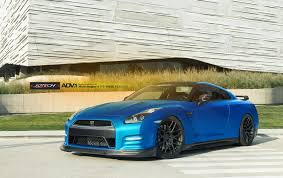 Nissan Gtr Matte Black - absolutely wicked matte blue nissan gt r by jotech and adv 1