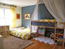 two bedrooms and a baby tt u0027s montessori room shared boy room