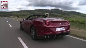 Ferrari California Evo - 2015 ferrari california t review youtube