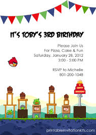 printable angry birds invitations printable invitations