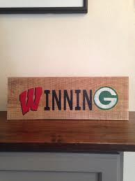 Home Decor Green Bay Wi Green Bay Packers Wreath Green Bay Packers Decor By Wandndesigns