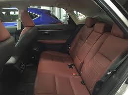 lexus nx interior video garnet red interior lexus nx sport luxury australian spec
