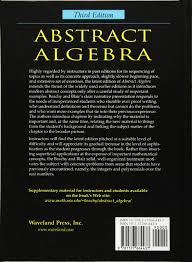 abstract algebra john a beachy william d blair 9781577664437
