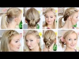 Einfache Frisuren Zum Selber Machen Lange Haare by Schöne Einfache Frisuren Für Lange Haare Zum Selber Machen
