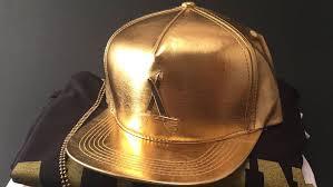 alumni snapback gold tha alumni archives cap collectors