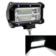 off road light bars 5 inch two rows led light bar modified off road lights roof light