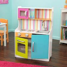 jouet enfant cuisine cuisine enfant jouet kidkraft cuisine enfant en bois couleurs