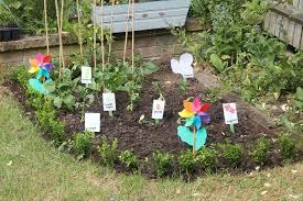 Gardening Ideas For Children An Organic Vegetable Garden With Children Gardens