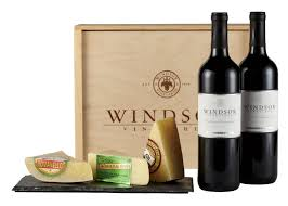 wine and cheese gifts wine and cheese party 2 bottle gift set