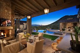 Patio Designs Photos Cozy Southwestern Patio Designs For Outdoor Comfort