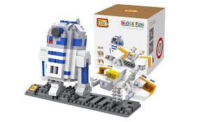 loz diamond blocks wars r2d2 loz diamond block set spatial imagination