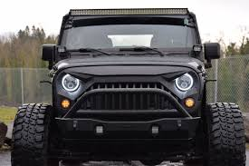 jeep grill icon jeep jk projector headlights halo u0026 vader grille combo pack