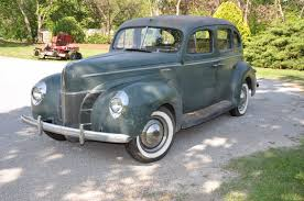 sedan 4 door 1940 ford deluxe 4 door sedan all original the h a m b