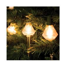 christmas lt old fashioned bubble lights britestars tree for