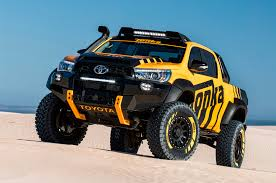 lexus v8 hilux for sale toyota hilux tonka concept ready to play in life size sandbox