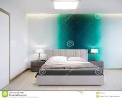 urban contemporary modern bedroom interior design stock