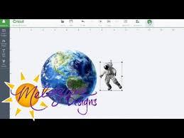 upload image print cricut design space