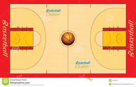 basketball court royalty free stock photography image 7549377
