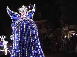 electric light parade disney world main street electrical parade walt disney world 2000 youtube