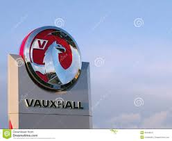vauxhall logo vauxhall motors griffin logo editorial photography image 22446647