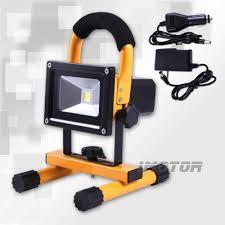 cordless rechargeable work light ebay
