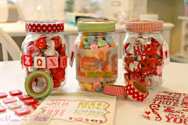 Homemade Valentines Day Ideas For Him by Mason Jar Valentine U0027s U0026 14 Days Of Crafting