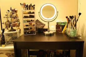 Small Makeup Vanity Reviews On Makeup U0026 Beauty Advices My Makeup Vanity With