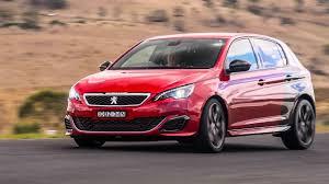 peugeot for sale australia 2016 peugeot 308 gti launches in australia
