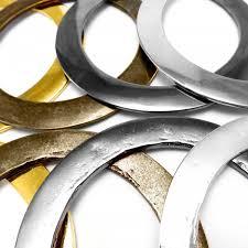 large metal rings images Large solid cast wide o rings metal bags collars craft 30 66 83 mm jpg