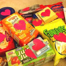 Care Packages For College Students Easter Care Package For My College Freshman Son College Life