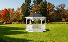 build an octagon gazebo backyard unlimited