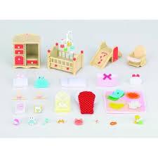 prix chambre bébé set chambre bébé sylvanian families univers miniature achat