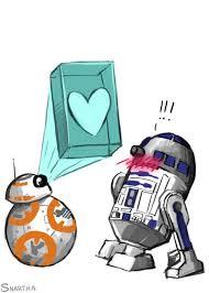 Star Wars Love Meme - robot love star wars episode vii the force awakens know your meme